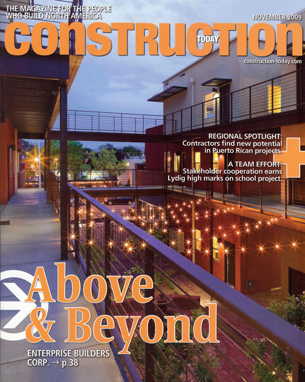 Construction Today Magazine article link